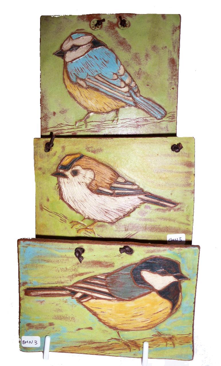 Elian Maria's plaques