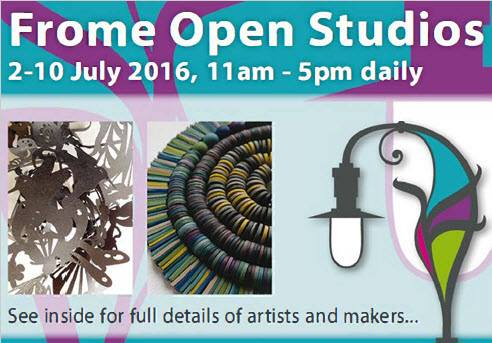 Frome Open Studios