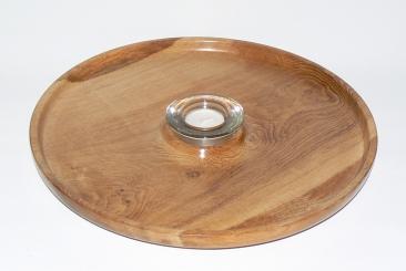 Oak 34cm and 14cm
